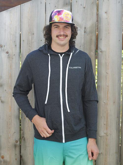 light hoodie talkeetna