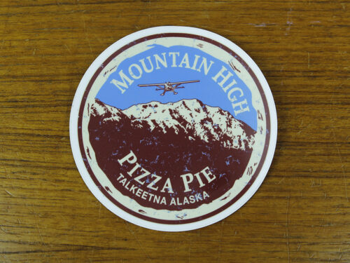 mountain high stickers